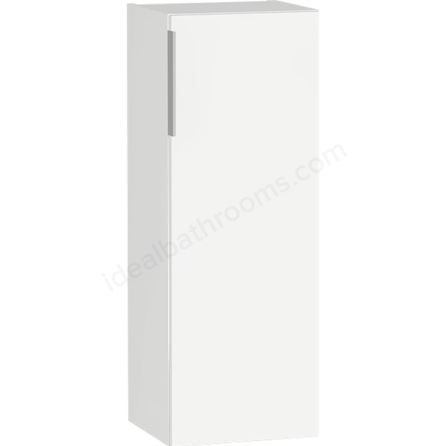 Vitra ECORA Mid Unit; 1 Door; Right Handed; 350mm Wide; White