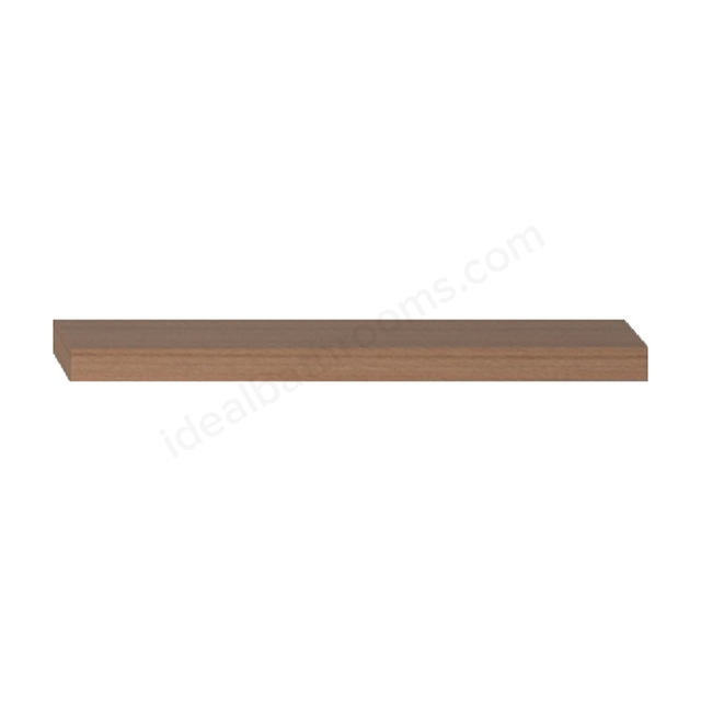 Vitra S20/S50 Wooden Shelf; 450mm Wide; Golden Cherry