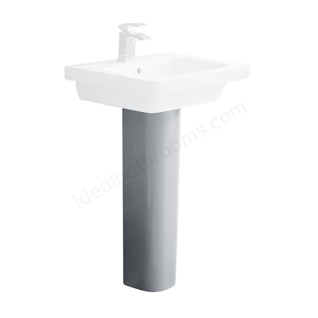 Essential IVY Full Pedestal Only, White