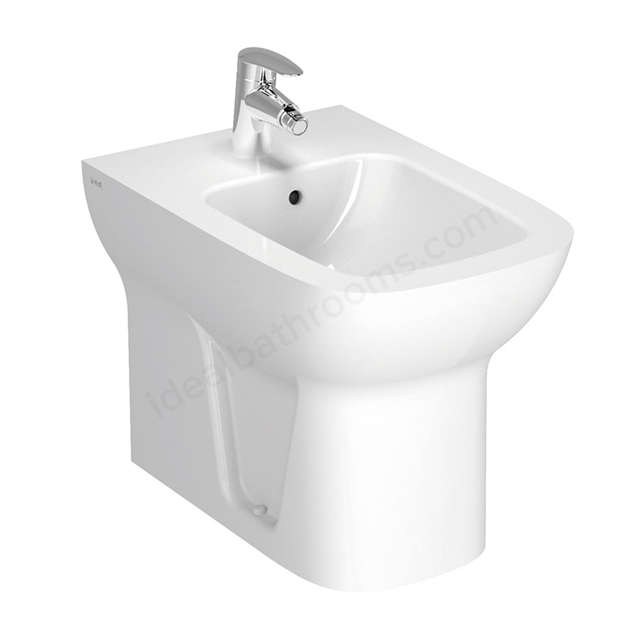 Vitra S20 Back to Wall Bidet