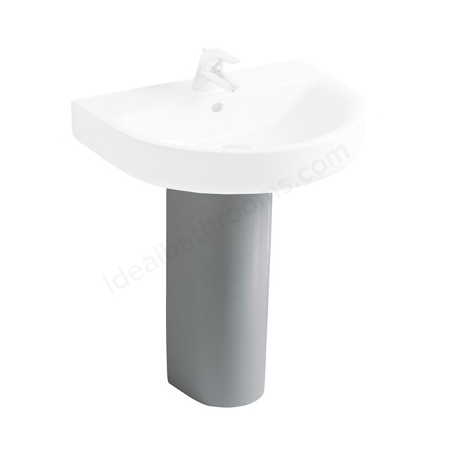 Ideal Standard CONCEPT Full Pedestal; White