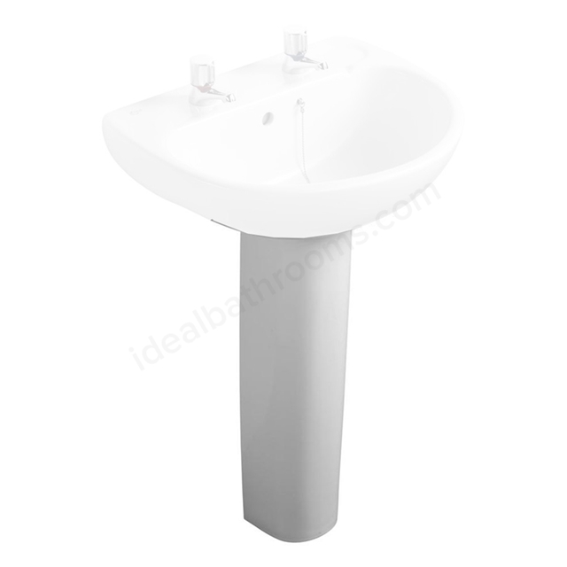 Ideal Standard STUDIO Full Pedestal, White