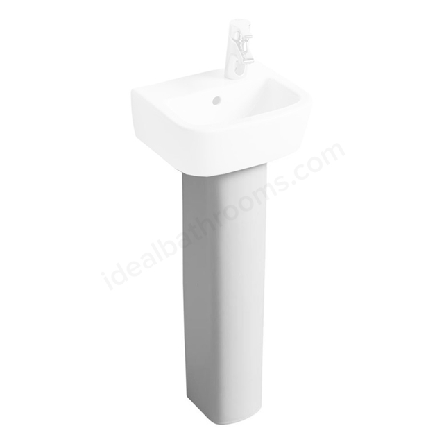 Ideal Standard TEMPO Cloakroom Full Pedestal; White