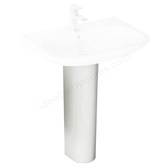 Ideal Standard SOFTMOOD Full Pedestal, White