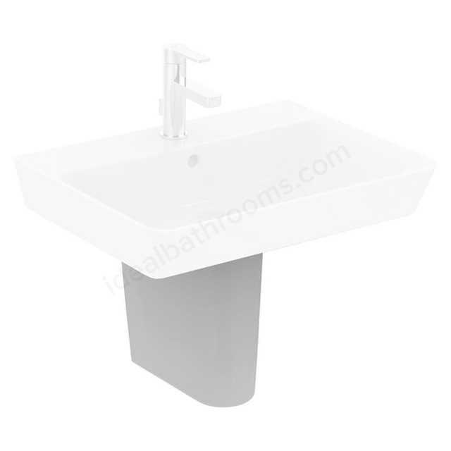 Ideal Standard CONCEPT AIR Semi Pedestal; White