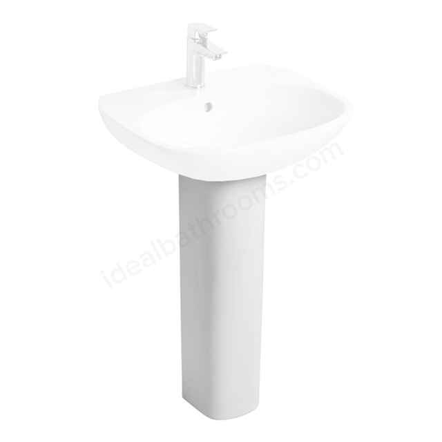 Ideal Standard TESI Full Pedestal, White