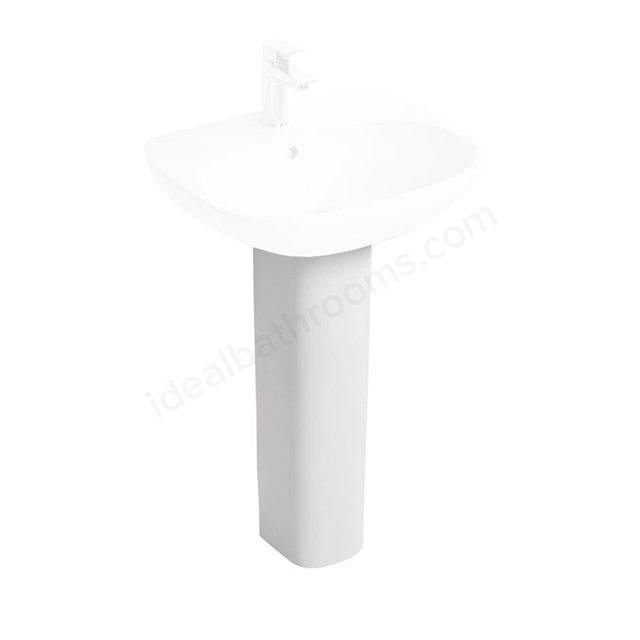 Ideal Standard TESI Small Full Pedestal; White