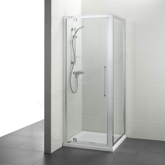 Ideal Standard KUBO Fixed Side Panel; IdealClean 6MM Glass; 700mm ...
