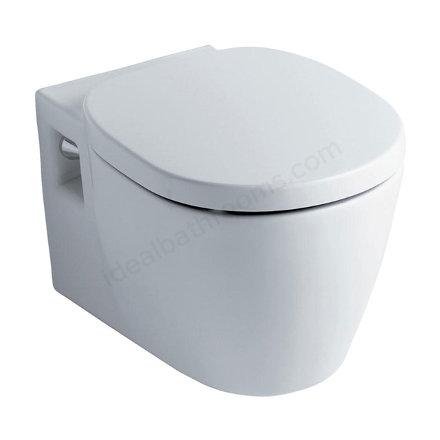 Ideal Standard CONCEPT Wall Hung Toilet Pan
