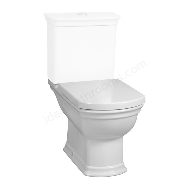 Vitra SERENADA Close Coupled Toilet Pan; White