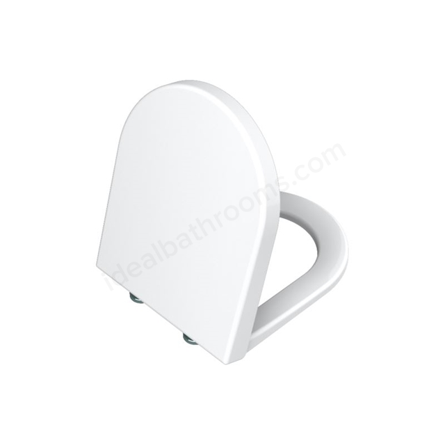 Vitra S50 Toilet Seat and Cover; Soft Close; White