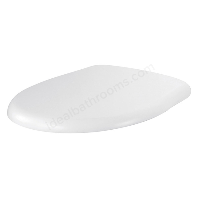 Ideal Standard ALTO Soft Close Toilet Seat & Cover; White