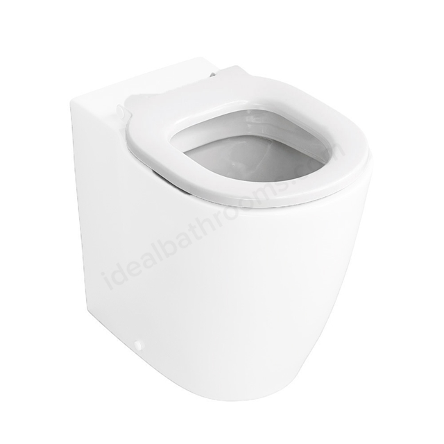 Ideal Standard CONNECT/CONCEPT Standard Toilet Seat Only; White