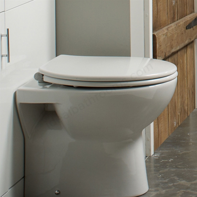 Tavistock Alpine Toilet Seat Amp Cover Soft Close Quick