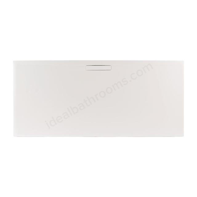 Just Trays EVOLVED Rectangular Shower Tray; 1000x800mm; Gloss White