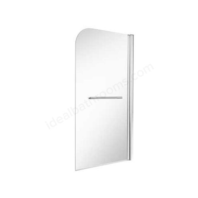 Twyford Es400 760mm Wide Pivot Shower Door 6mm Glass