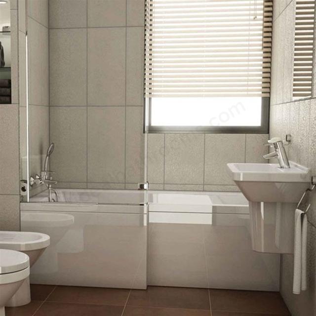 Vitra NEON Bath Leg Set For 1500/1600/1700x700mm Baths