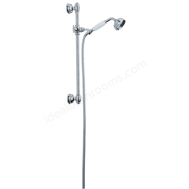 Ideal Standard TREVI Tradition Shower Kit With Handspray, Chrome
