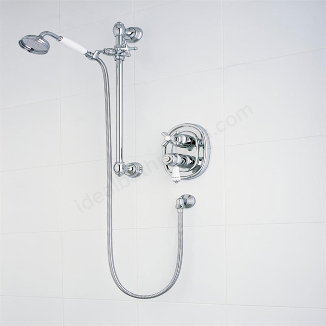 Ideal Standard TREVI Tradition Shower Pack, Chrome
