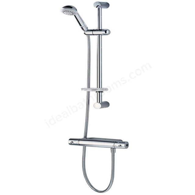 Ideal Standard ALTO Ecotherm Shower Valve Exposed Fast Fix Bracket & 3 Function Kit; Chrome