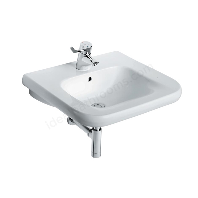 Armitage Shanks CONTOUR 21 Accessible Basin; 1 Tap Hole; 600mm Wide; White