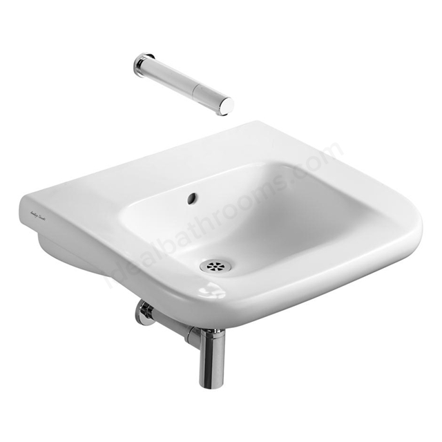 Armitage Shanks CONTOUR 21 Accessible Basin; 0 Tap Hole; 600mm Wide; White