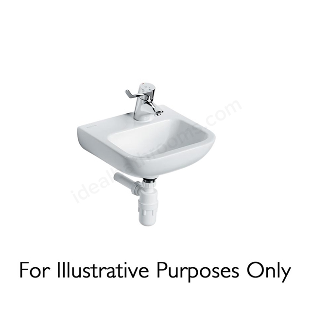 Armitage Shanks Portman 21 400mm Vanity Basin 2 Tap Holes