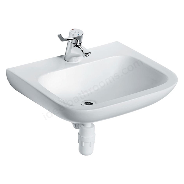 Armitage Shanks Portman 21 500mm Vanity Basin 1 Tap Hole