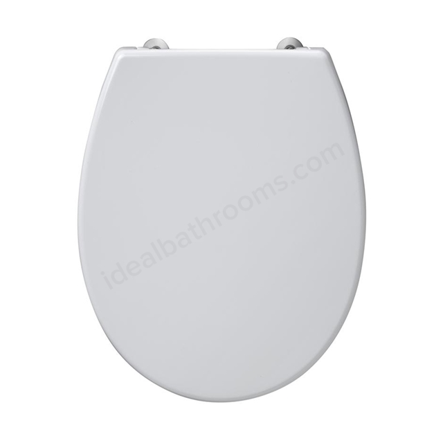 Armitage Shanks CONTOUR 21 Small Toilet Seat and Cover for 305mm Toilet Pan; White