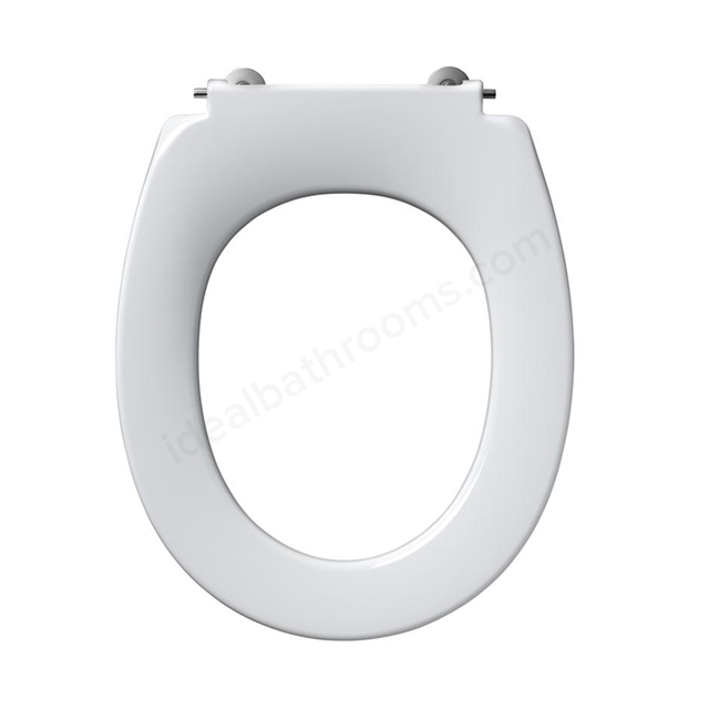 Armitage Shanks CONTOUR 21 Small Toilet Seat Only for 305mm Toilet Pan; White