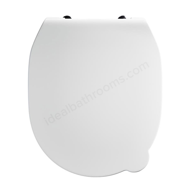 Armitage Shanks CONTOUR 21 Toilet Seat and Cover; for 355mm Toilet Pans; White