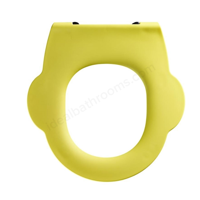 Armitage Shanks CONTOUR 21 Toilet Seat Ring Only; for 305mm Bowls; Yellow