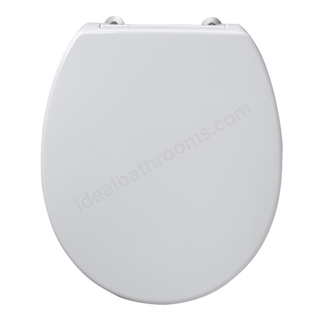 Armitage Shanks CONTOUR 21 Toilet Seat and Cover; White