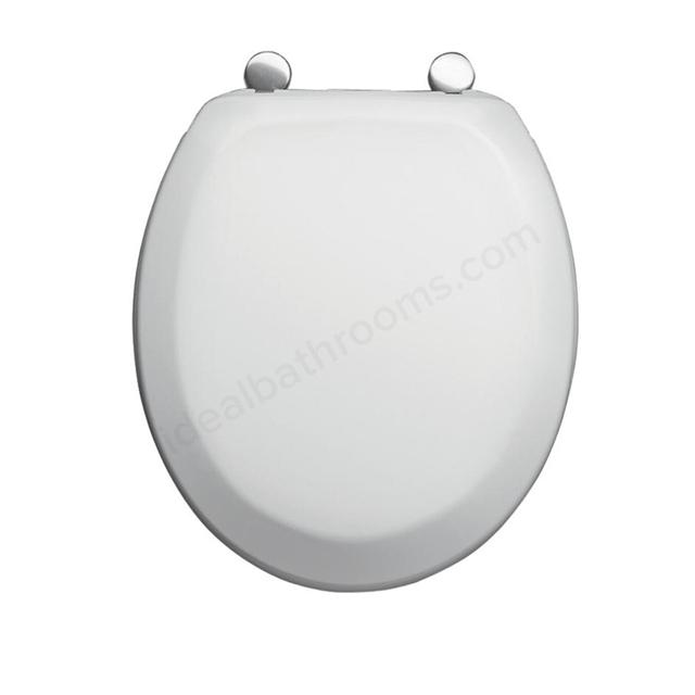Armitage Shanks Gemini Toilet Seat And Cover White