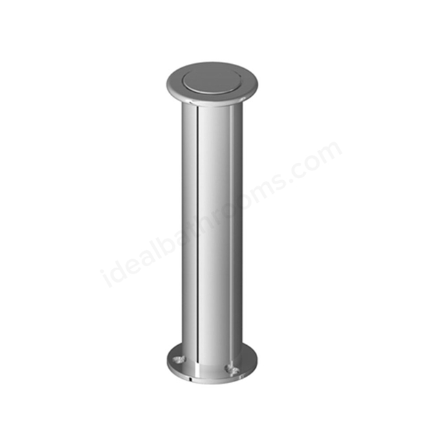 Ideal Standard CONCEPT Individual Small Leg; Chrome