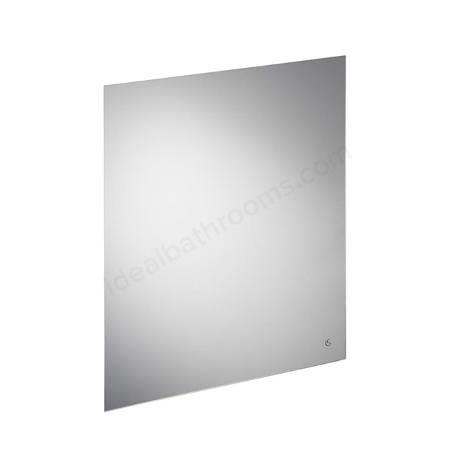 Ideal Standard CONCEPT Bathroom Mirror with No Lights; 600x700mm