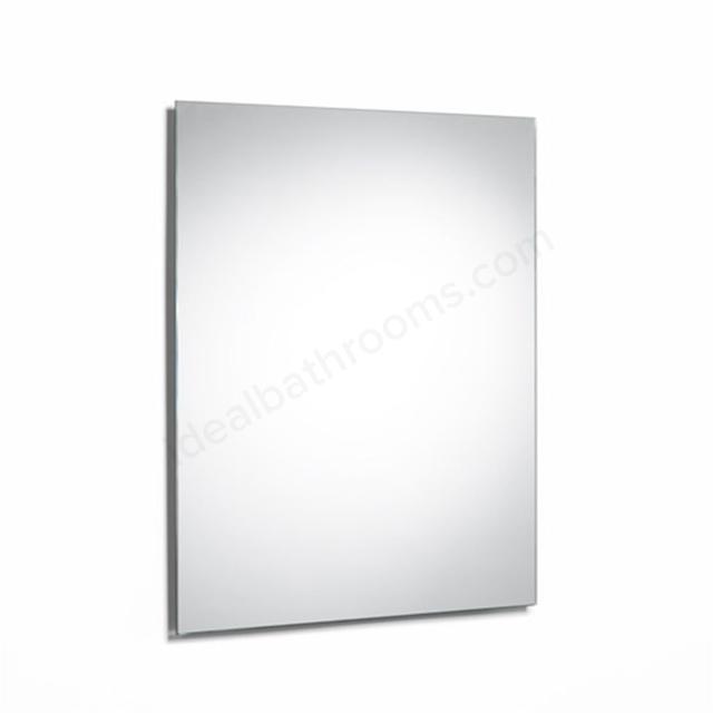 Roca Luna Rectangular Bathroom Mirror 600mm X 900mm Ideal Bathrooms