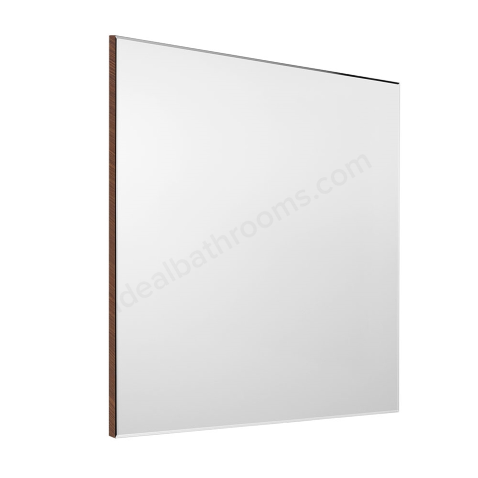 Roca victoria n bathroom mirror rectangular 600x700mm for Miroir 120x60