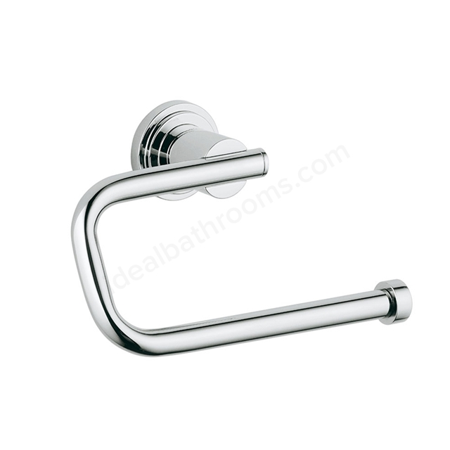 Grohe ATRIO Toilet Roll Holder; Chrome