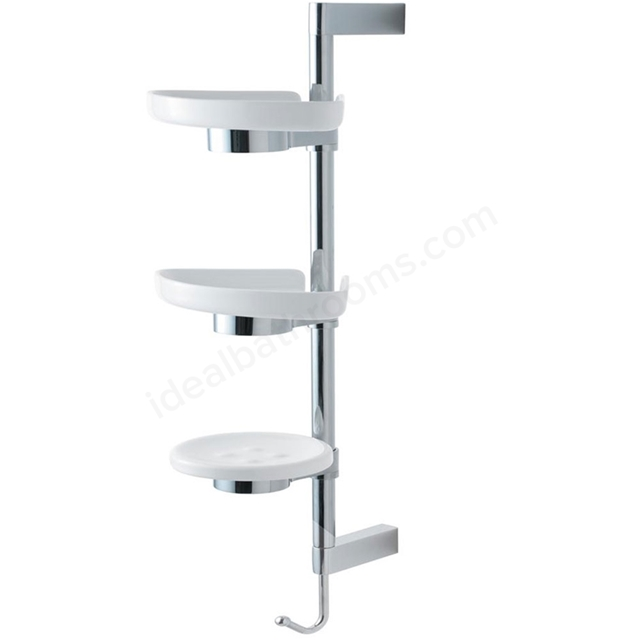Ideal Standard CONCEPT Shower Totem; Chrome
