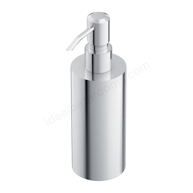 Ideal Standard CONCEPT Metal Lotion Dispenser; Chrome
