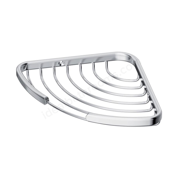 Ideal Standard CONCEPT Soap Basket Corner Version; Chrome