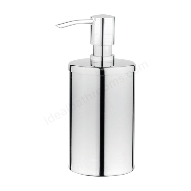 Vitra ARKITEKT Liquid Soap Dispenser; Chrome
