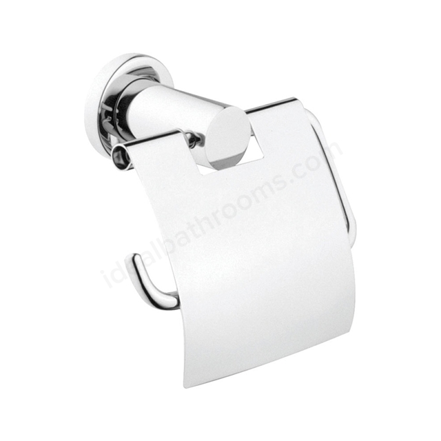 Vitra LLIA Toilet Roll Holder; Chrome
