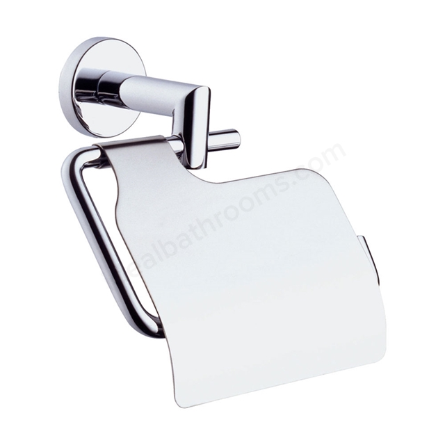 Vitra MINIMAX Toilet Roll Holder, Chrome