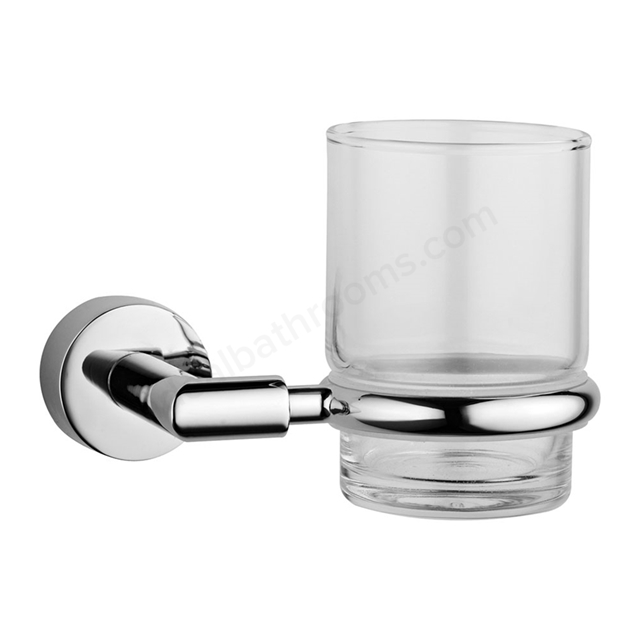 Vitra MINIMAX Toothbrush Holder, Chrome