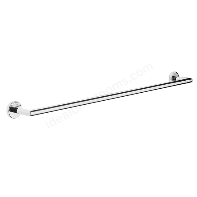Vitra MINIMAX Towel Holder, 600mm Wide, Chrome