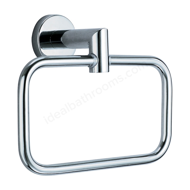 Vitra MINIMAX Towel Ring; Chrome