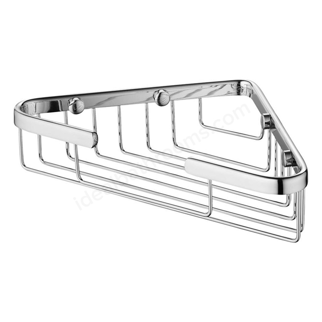Ideal Standard IOM Shower Basket; Chrome