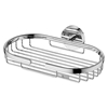 Ideal Standard IOM Soap Basket; Chrome